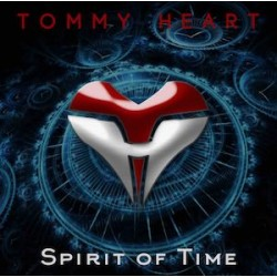 TOMMY HEART - SPIRIT OF TIME (PRE ORDER)