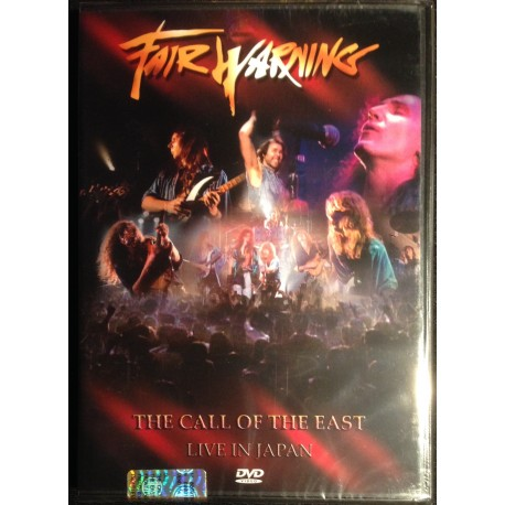 Fair Warning Live DVD