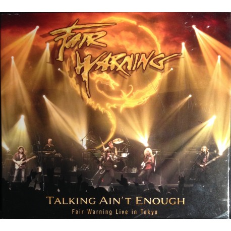 Fair Warning - Talkin' Ain't Enough (live Tokyo)