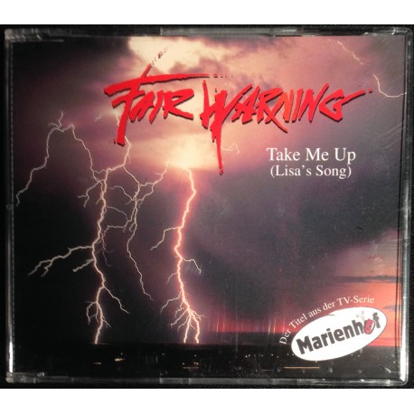 Fair Warning - Take Me Up / Lisa's song (CD SINGLE)