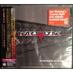 Heartlyne - No Retreat No Surrender (Japan Ed)